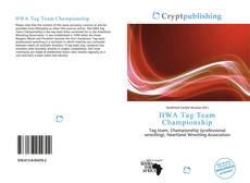 Couverture de HWA Tag Team Championship