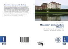 Обложка Maximilien-Emmanuel de Bavière