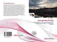 Bookcover of Donagh MacCarthy