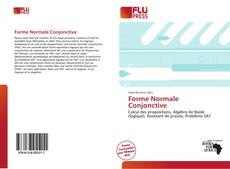 Bookcover of Forme Normale Conjonctive