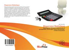 Couverture de Dispersion Statistique