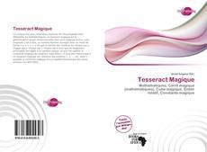Couverture de Tesseract Magique
