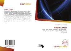 Bookcover of Rubin Carter