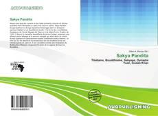 Portada del libro de Sakya Pandita