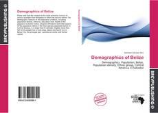 Couverture de Demographics of Belize