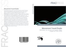 Mouvement Travail-Études kitap kapağı