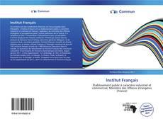 Bookcover of Institut Français