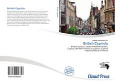 Capa do livro de British Cypriots