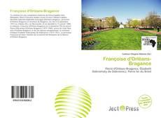 Portada del libro de Françoise d'Orléans-Bragance