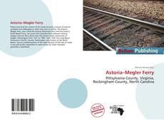 Bookcover of Astoria–Megler Ferry