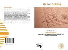 Bookcover of Macropedius