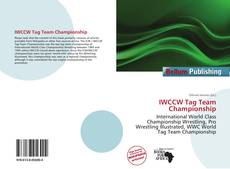 IWCCW Tag Team Championship的封面