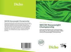 Portada del libro de IWCCW Heavyweight Championship
