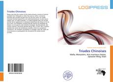 Bookcover of Triades Chinoises
