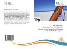 Copertina di Tatouage en Polynésie
