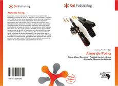 Couverture de Arme de Poing
