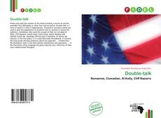 Bookcover of Double-talk