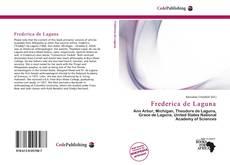 Frederica de Laguna的封面