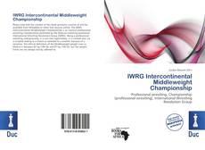 Portada del libro de IWRG Intercontinental Middleweight Championship