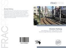 Capa do livro de Brocken Railway