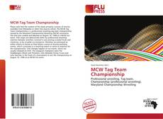 MCW Tag Team Championship的封面