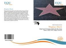 Meghan Black kitap kapağı
