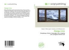 Capa do livro de Daegu Line