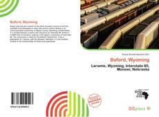 Buford, Wyoming的封面