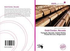 Capa do livro de Gold Center, Nevada