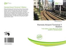 Bookcover of Haneda Airport Terminal 1 Station