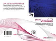 Copertina di IWGP Intercontinental Championship