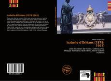 Bookcover of Isabelle d'Orléans (1878-1961)