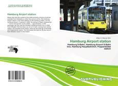 Buchcover von Hamburg Airport station