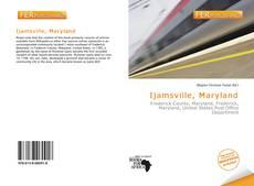 Ijamsville, Maryland的封面