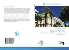 Bookcover of Jacques Baratier