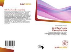 GHC Tag Team Championship的封面