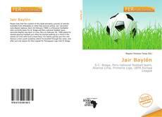 Bookcover of Jair Baylón