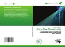 Portada del libro de Grand Slam Championship