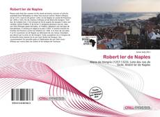 Buchcover von Robert Ier de Naples
