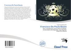 Couverture de Francisco De Paula Bazán