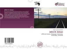John H. Inman kitap kapağı