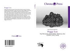 Bookcover of Peggy Lee