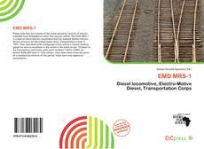 Обложка EMD MRS-1
