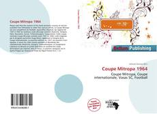 Bookcover of Coupe Mitropa 1964