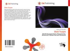 Bookcover of Dick Turpin