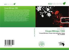 Bookcover of Coupe Mitropa 1966
