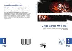 Bookcover of Coupe Mitropa 1966-1967