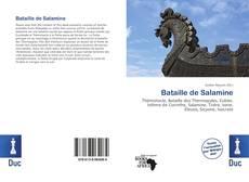 Copertina di Bataille de Salamine