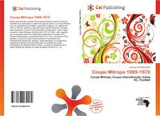 Bookcover of Coupe Mitropa 1969-1970
