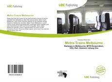 Metro Trains Melbourne kitap kapağı